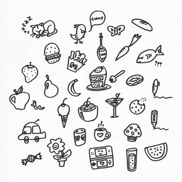 doodles flickr   photo sharing