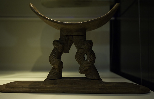 knotted head rest