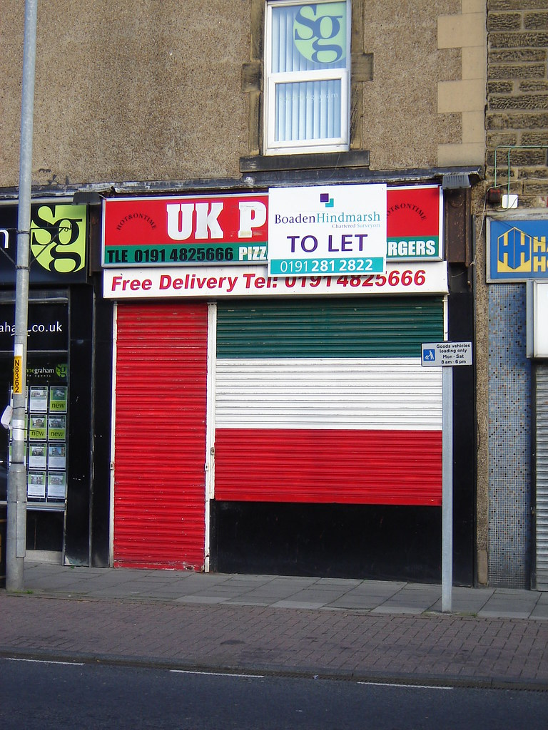 Uk Pizza Shutters In The Colours Of Italian Flag Low Fel
