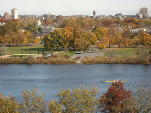 Charles River in the Fall