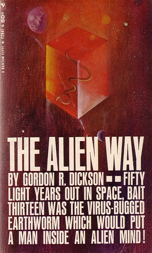 Gordon R. Dickson / The Alien Way