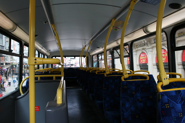 Inside double decker bus | Flickr - Photo Sharing!