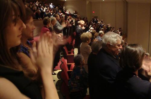 Shreveport Symphony Orchestra: standing ovation by trudeau