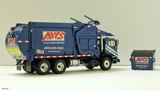 First Gear Allied Waste Republic Services Front Load