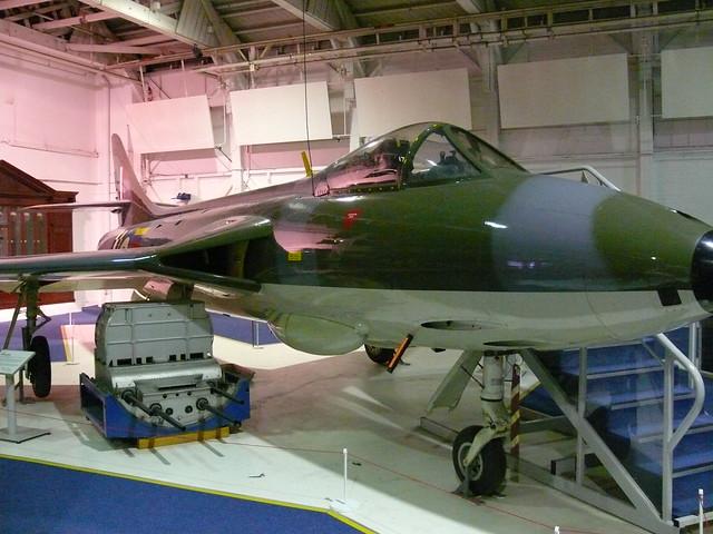 Hawker Hunter FGA9