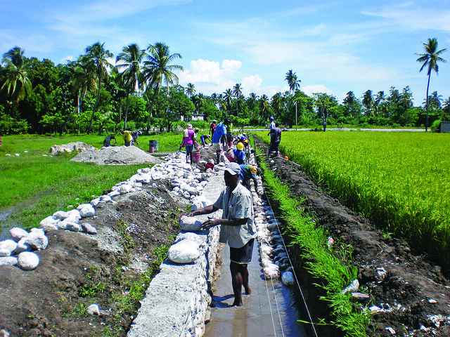 Haiti irrigation canal | Flickr - Photo Sharing! Bread