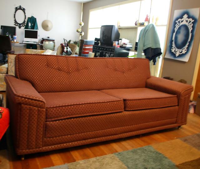 Mint Mid Century Sofa Flickr Photo Sharing