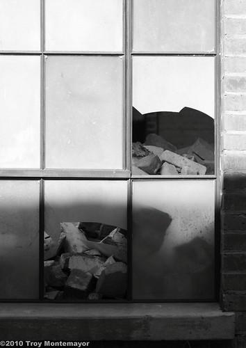 california ca blackandwhite building brick abandoned industry window glass vintage ruins factory unitedstates antique northamerica yolocounty centralvalley sugarmill sacramentoriver canoneos50d clarksburgca amalgamatedsugarcompany deltasugarcompany