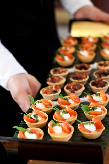 Vegetarian canapes flickr photo sharing for Canape software