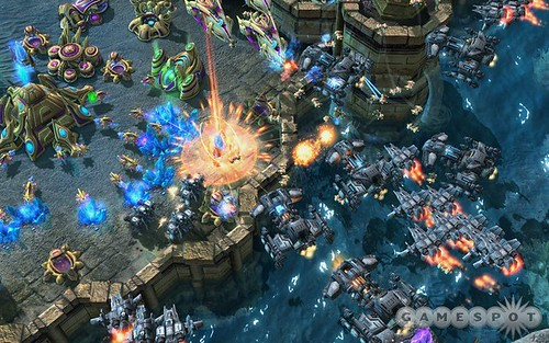 Blizzard Announces New Features for Starcraft II