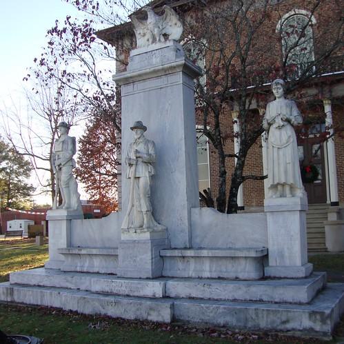 Pickens County Confederate Monument (Carrollton, Alabama)