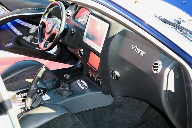 Sema 10 Lexus Is300 Turbo Custom Interior Flickr Photo