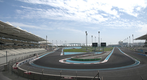 Yas Marina Circuit Foto Atribución Creative Commons / Flickr: Rob Alter