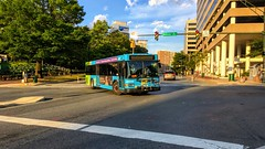 Montgomery County Transit Ride On 2016 Gillig Low Floor Advantage Diesel #44004D