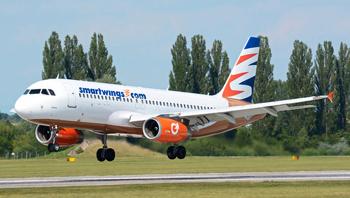 SmartWings Airbus A320-232 SX-ORG