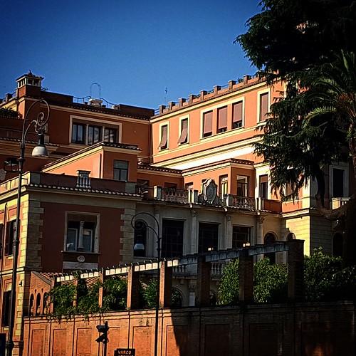 Roma: via di porta pinciana