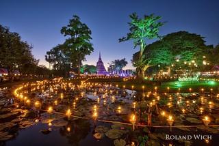 Sukhothai - Loi Krathong