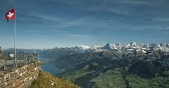 Turistické známky ve Švýcarsku