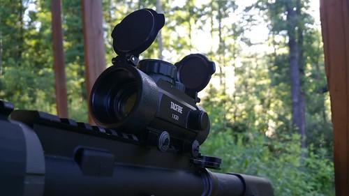bullseye holographic sight red dot7