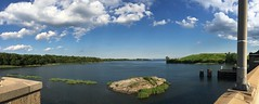 Hutch River Outlet Pano