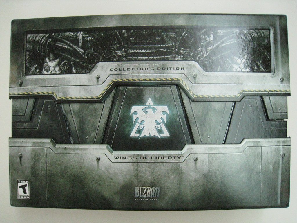 StarCraft 2 – Wings Of Liberty – Collector's Edition