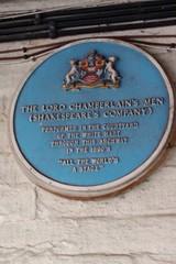 Photo of Blue plaque № 2726