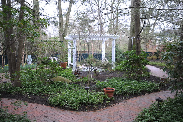 Composite Wood Garden Rooms