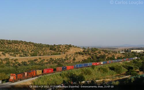 train badajoz cp railways leste comboio 1550 alco mlw entroncamento