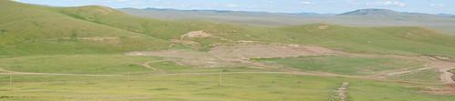 mining reclamation bulgan pastureland saihansum