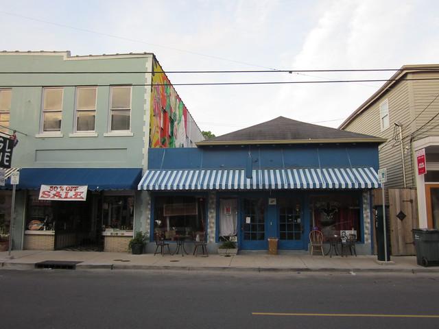 New Orleans Cafes Restaurants