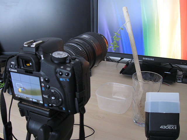 Water Drop Refraction Setup | Flickr - Photo Sharing!