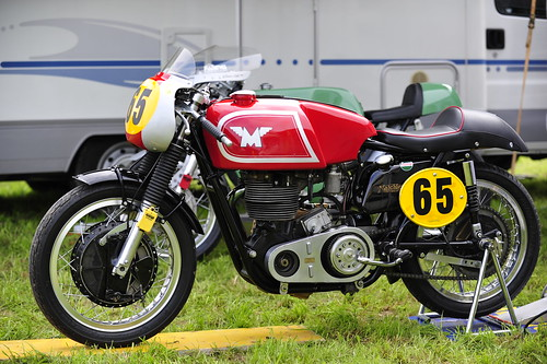 Matchless racer vintage motorcycle ► All kinds of commercial usage are illegal ! ◄ Copyright 2010 B. Egger :: eu-moto images classic motorcycles 4608
