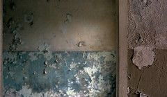 wall, wood, plaster,