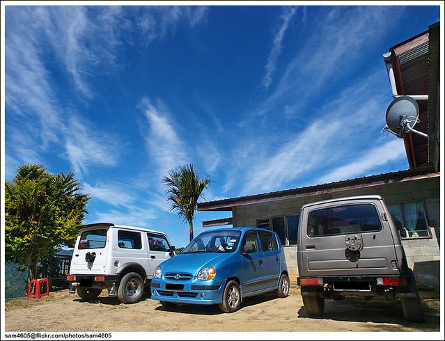 Blue Sky @ Kinasaraban Kundasang