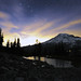 A Night at Mt. Rainier - Part 6 - 9:25pm