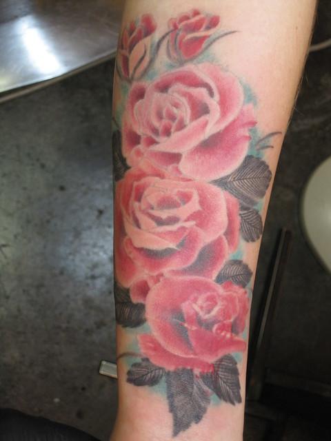 Cover Up Rose Outline: No-Outline Rose (Coverup)