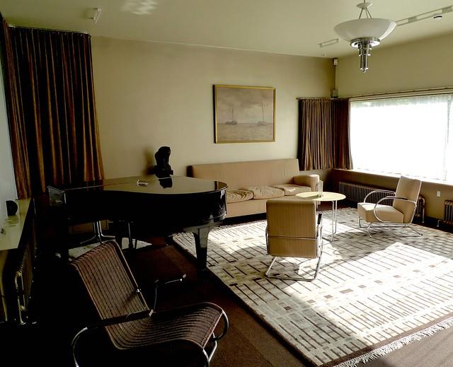 Interiour Design Modern Room Music Tv