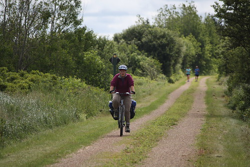 Bike Touring on the Confederation Trail