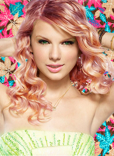 taylor swift pink hair explore ejumpijamts photos on