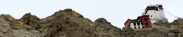 leh fort ladakh