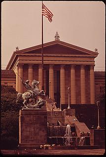 Philadelphia Museum of Art, 08/1973.