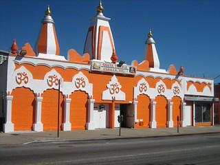 Geeta Temple Ashram
