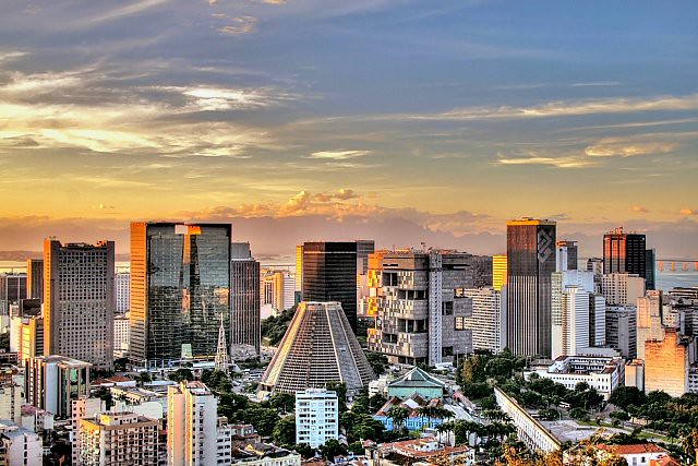 Arcos da Lapa - Centro do Rio de Janeiro - downtown  #RioDeJaneiro #Brasil #Rio450anos #BRAZIL #Rio2016 #Rio450