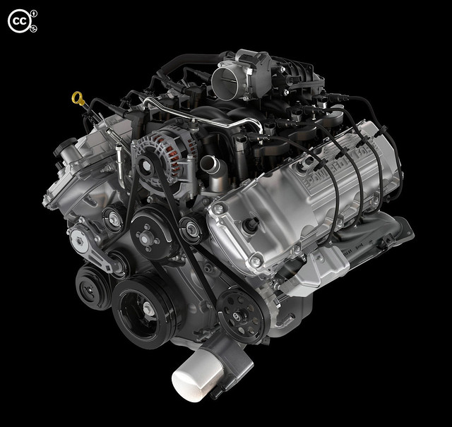 Ford F150 2010 >> 2011 Ford F-150 6.2L V8 Engine | Flickr - Photo Sharing!