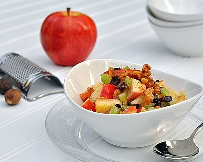 Healthy Waldorf Salad by Kitchen Parade 2010-400