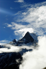 Machhapuchre (Fishtail Mt) - 2