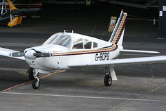 G-BCPG - 1969 build   Piper PA-28R-200 Cherokee Arrow, Barton based