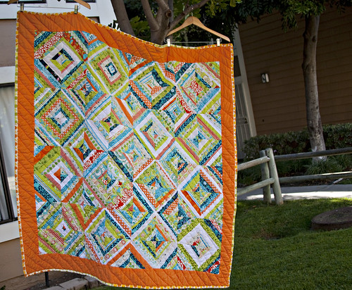 Picnic String Quilt
