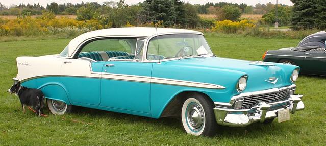 1956 chevrolet belair 4 door hardtop flickr photo sharing for 1956 chevrolet 4 door hardtop