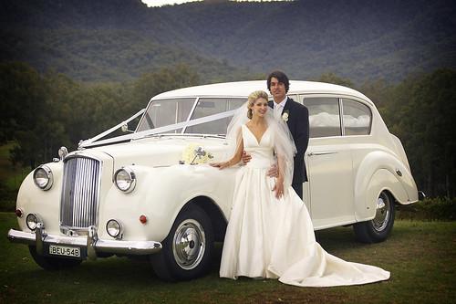 Princess Classic Car photo shoot.
